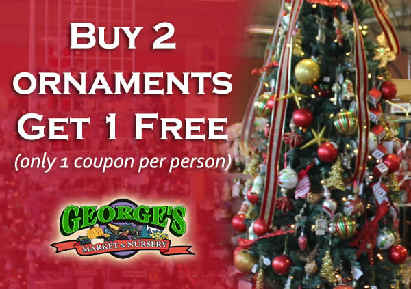 Ornaments Coupon